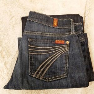 [7 For All Mankind] Dojo Jean's Trouser | 29
